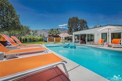 2500 Starr Road, Palm Springs, CA 92262 - MLS#: 218024710DA