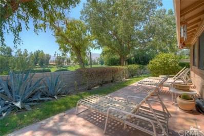 117 CONEJO Circle, Palm Desert, CA 92260 - MLS#: 218024754DA