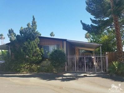 70875 Dillon Road UNIT 38, Desert Hot Springs, CA 92241 - #: 218025002DA