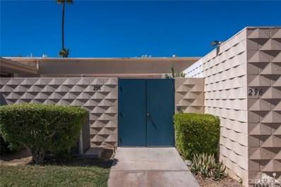 296 Desert Lakes Drive, Palm Springs, CA 92264 - MLS#: 218025106DA
