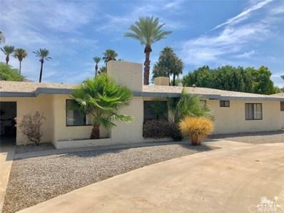 37010 Palmdale Road, Rancho Mirage, CA 92270 - MLS#: 218025160DA