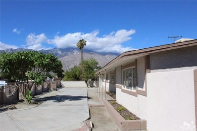 4060 Camino Parocela, Palm Springs, CA 92264 - MLS#: 218025302DA