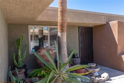 365 Saturmino Drive UNIT 5, Palm Springs, CA 92262 - #: 218025322DA