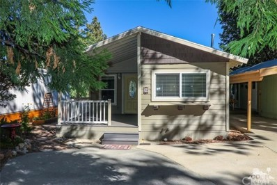 52901 Pine Cove Road UNIT 39, Idyllwild, CA 92549 - MLS#: 218025396DA