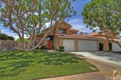 75741 Sandcastle Lane, Palm Desert, CA 92211 - MLS#: 218025606DA