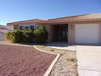 8731 Clubhouse, Desert Hot Springs, CA 92240 - MLS#: 218025644DA