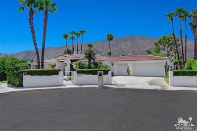 1045 Deepak Road, Palm Springs, CA 92262 - MLS#: 218025754DA