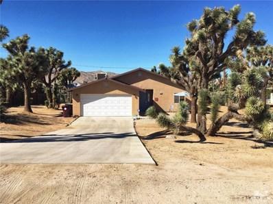 56434 Anaconda Drive, Yucca Valley, CA 92284 - MLS#: 218025786DA