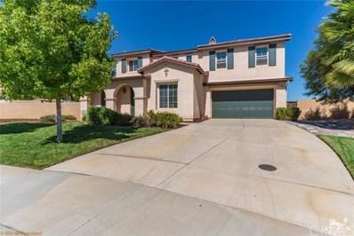 34756 Mediterra Circle, Winchester, CA 92596 - MLS#: 218025828DA