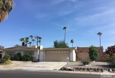 74734 Gary Avenue, Palm Desert, CA 92260 - MLS#: 218025966DA