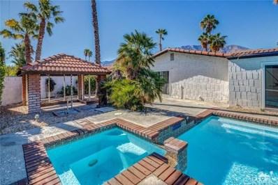 2950 Bahada Road, Palm Springs, CA 92262 - MLS#: 218025980DA