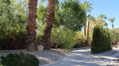 505 Monterey Road, Palm Springs, CA 92262 - MLS#: 218026010DA