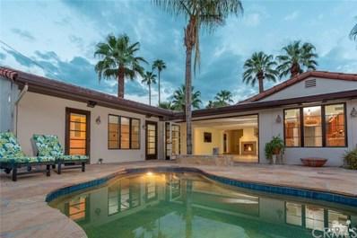 410 Avenida Hokona, Palm Springs, CA 92264 - MLS#: 218026094DA