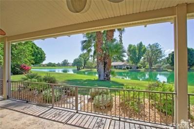 529 Desert West Drive, Rancho Mirage, CA 92270 - MLS#: 218026282DA