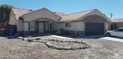 15924 Avenida Monteflora, Desert Hot Springs, CA 92240 - MLS#: 218026326DA