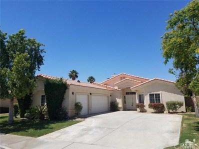 79534 Dandelion Drive, La Quinta, CA 92253 - MLS#: 218026682DA