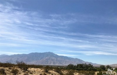 13709 Inaja Street, Desert Hot Springs, CA 92240 - MLS#: 218026852DA