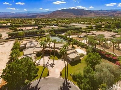 1 Shakespear, Rancho Mirage, CA 92270 - MLS#: 218026882DA
