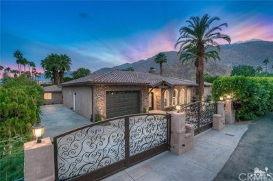 333 Valmonte Sur, Palm Springs, CA 92262 - MLS#: 218026894DA