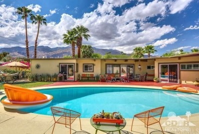 2263 Terry Lane, Palm Springs, CA 92262 - MLS#: 218027066DA