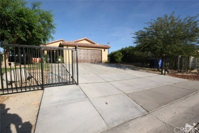 16420 Avenida Atezada, Desert Hot Springs, CA 92240 - MLS#: 218027086DA