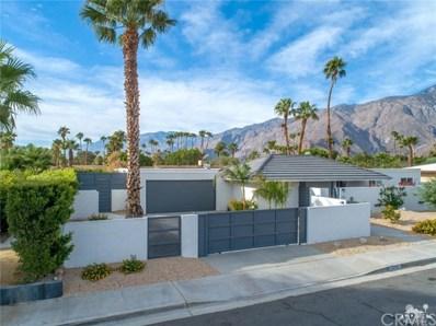 1255 Racquet Club Road, Palm Springs, CA 92262 - MLS#: 218027214DA