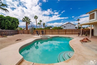 68935 Durango Road, Cathedral City, CA 92234 - MLS#: 218027222DA