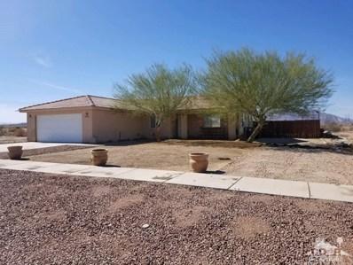 2529 Desert Drive, Thermal, CA 92274 - MLS#: 218027324DA