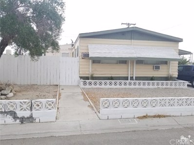 32228 Wells Fargo Road, Thousand Palms, CA 92276 - MLS#: 218027388DA