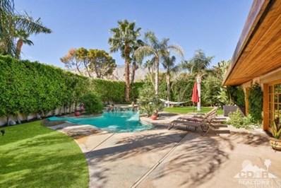 1110 Buena Vista Drive, Palm Springs, CA 92262 - MLS#: 218027522DA