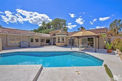 48601 Valley View Drive, Palm Desert, CA 92260 - MLS#: 218027666DA
