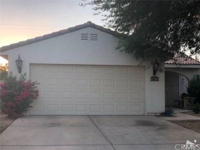 53063 Calle Camacho, Coachella, CA 92236 - MLS#: 218027700DA