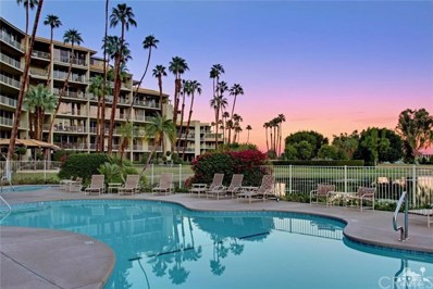 899 Island Drive UNIT 103, Rancho Mirage, CA 92270 - MLS#: 218027832DA