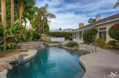 25 Belmonte Drive, Palm Desert, CA 92211 - MLS#: 218027922DA