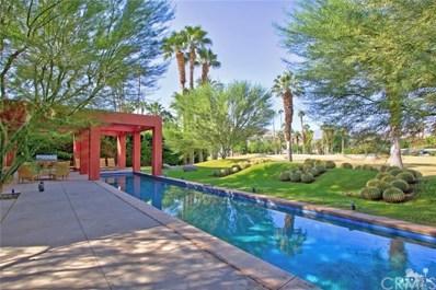 37801 Thompson Road, Rancho Mirage, CA 92270 - MLS#: 218028012DA