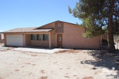 49115 Hibiscus Drive, Morongo Valley, CA 92256 - MLS#: 218028058DA