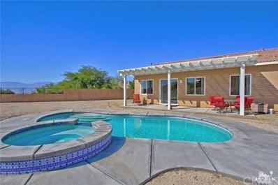 68345 Panorama Court, Desert Hot Springs, CA 92240 - MLS#: 218028248DA