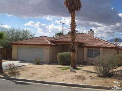 9701 El Mirador Boulevard, Desert Hot Springs, CA 92240 - MLS#: 218028254DA