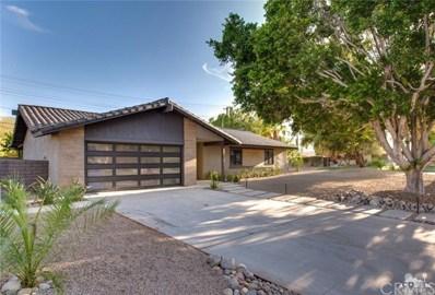 2757 San Juan Road, Palm Springs, CA 92262 - #: 218028514DA