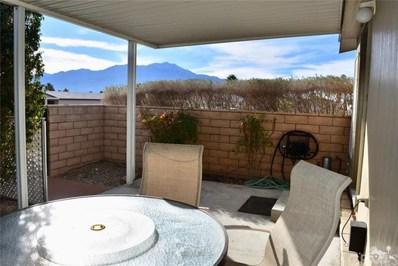 69525 Dillon Road UNIT 120, Desert Hot Springs, CA 92241 - MLS#: 218028658DA