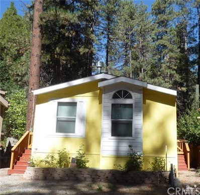 26350 Delano Road UNIT 36, Idyllwild, CA 92549 - MLS#: 218028936DA