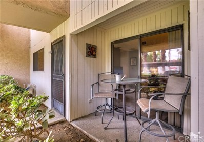 685 Ashurst Court UNIT 112, Palm Springs, CA 92262 - MLS#: 218029364DA