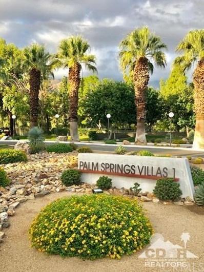 420 Villa Court UNIT 207, Palm Springs, CA 92262 - MLS#: 218029552DA