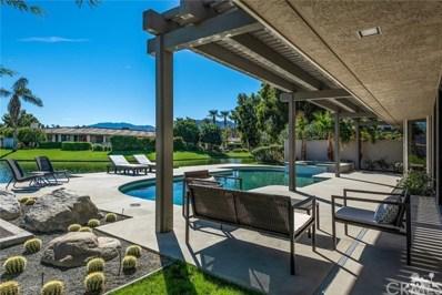 7 Hampton Court, Rancho Mirage, CA 92270 - MLS#: 218029568DA
