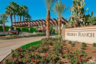 40563 Desert Creek Lane, Rancho Mirage, CA 92270 - MLS#: 218029578DA