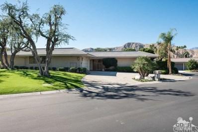 1 Camelot Court, Rancho Mirage, CA 92270 - MLS#: 218029594DA