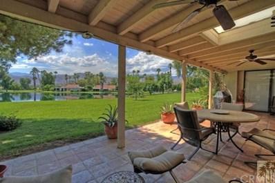511 Desert West Drive, Rancho Mirage, CA 92270 - MLS#: 218029682DA