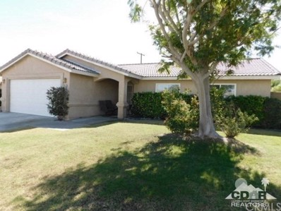 67695 Ontina Road, Cathedral City, CA 92234 - MLS#: 218029738DA
