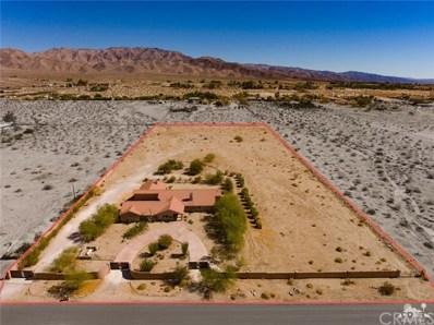 29100 Sunnyslope Street, Desert Hot Springs, CA 92241 - MLS#: 218029924DA