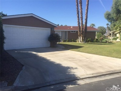 74835 Cottontail Court, Thousand Palms, CA 92276 - MLS#: 218030270DA